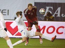 Футбол: Россия и Казахстан сыграли вничью