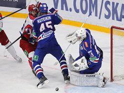 СКА выиграл у ЦСКА четвёртый матч серии