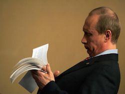 Newsweek: бывшие друзья Путина называют его параноиком