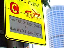 В Австралии дорожные знаки заменили на гигантские