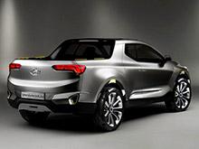 Производство Hyundai Santa Cruz начнется в ноябре