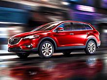 Mazda CX-9 получила более экономичный 300-сильный двигатель