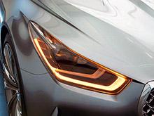 Компания Hyundai представила концепт-купе