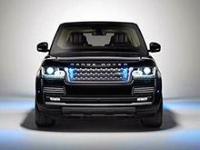 Range Rover получил бронированную версию (ВИДЕО)
