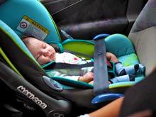 Российские водители стали пристегиваться, но детей в креслах возит только половина
