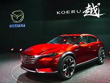 Mazda тестирует конкурента кросс-купе BMW и Mercedes