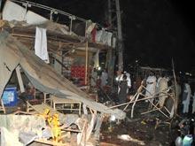 Девять человек погибли и больше 40 ранены при взрыве моторикши в Пакистане