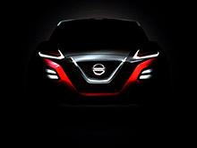 Nissan показал кроссовер Gripz (ВИДЕО)