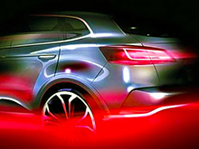 Появился очередной тизер первой модели возрожденной Borgward