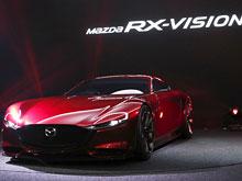 Mazda показала в Токио эффектное  спорт-купе   RX-Vision   (ВИДЕО)
