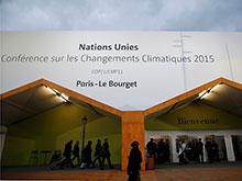 Климатический саммит ООН в Париже установит новую планку в борьбе с вредными выбросами, в том числе от автомобилей