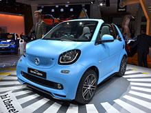 Smart объявил российские цены на новые сити-кары