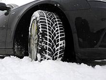 ГАИ России начнет предупреждать автомобилистов о необходимости замены резины на зимнюю