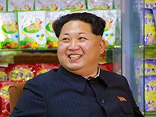 Ким Чен Ын приобрел еще один бронированный лимузин, способный выдержать взрыв мины