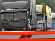 Литва будет взымать плату с российских большегрузов за пользование автодорогами