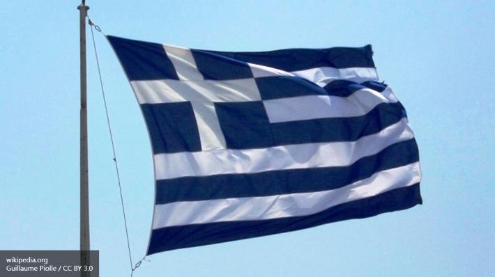 Анархисты разгромили избирательный участок в Афинах