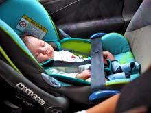 МВД запретит родителям  оставлять детей-дошкольников  в автомобилях