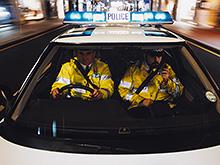Британского водителя  оштрафовали  за мастурбацию   на скорости  100 км/час