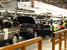 Jaguar Land Rover  запустил  завод  в Бразилии и прокомментировал  подобную  перспективу для России