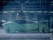 Rolls-Royce  удивил своим  первым  концепт-каром: это роскошный футуристический  электромобиль, где нет места водителю  (ВИДЕО)